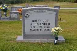 Bobby Joe Alexander