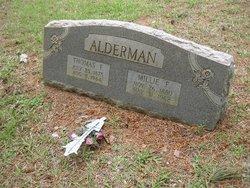 Thomas Franklin Alderman