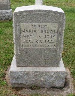 Maria <i>Landwehr</i> Brune