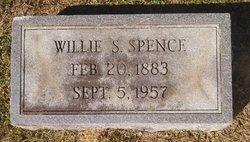 Willie S Spence