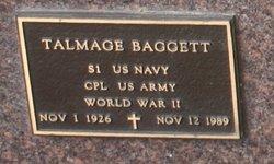 Talmage Tommy Baggett