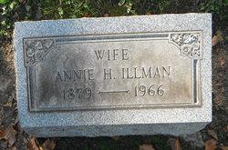 Annie H Illman