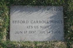 Byford Carroll Hines