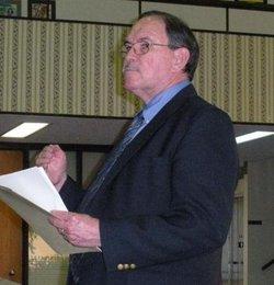 Dr Arthur W. Bergeron