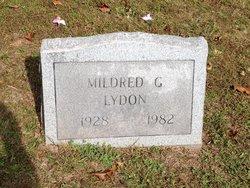 Mildred Grace Lydon