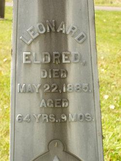 Leonard Eldred