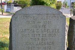 Corp Matthew Alberts