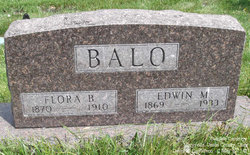 Edwin Merrill Balo