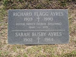 Sarah <i>Busby</i> Ayres