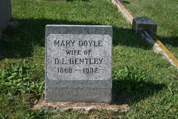 Mary <i>Doyle</i> Bentley