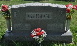 Rev Vernal Delbert Gibson