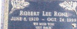 Robert Lee Rone