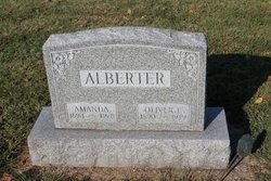 Amanda Katharine <i>Becker</i> Alberter
