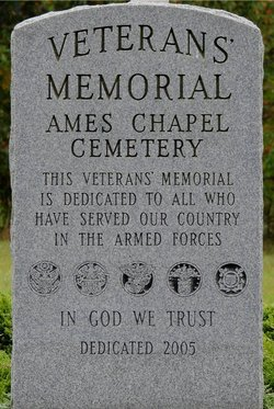 Ames Chapel Cemetery
