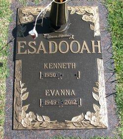 Evanna Ruth <i>Hunt</i> Esadooah