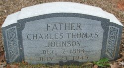Charles Thomas Johnson