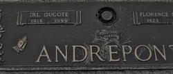 Irl Duke <i>Ducote</i> Andrepont