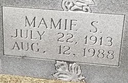 Mammie <i>Spence</i> Bobbitt