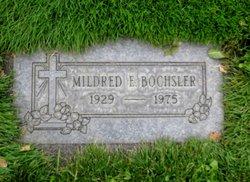 Mildred E Bochsler