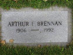 Arthur E Brennan