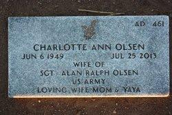 Charlotte Ann Olsen