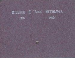 William Francis Bill Affolter