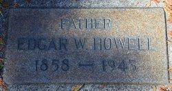 Edgar Wade Howell