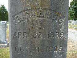 Bennett Greaves B G Alison