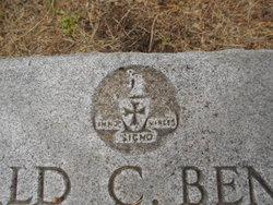 PFC Donald C Benning