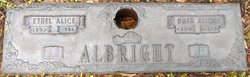 Ethel Alice Albright