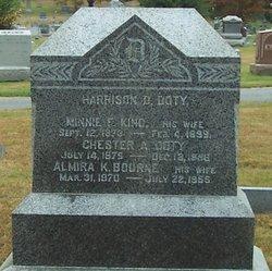 Harrison B Doty