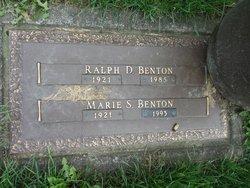Ralph D. Benton