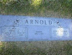 Lewis Thomas Arnold