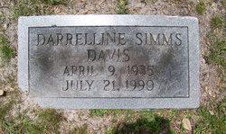 Darrelline <i>Simms</i> Davis