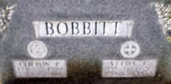 Clifton P Bobbitt