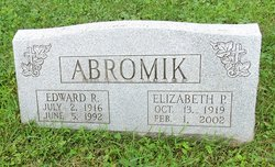 Edward R Abromik