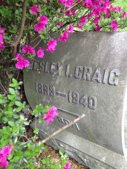 Wesley Irwin Craig, Jr