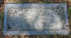 Arizona Zona <i>Hall</i> Crabtree