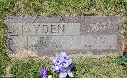 John E Hayden
