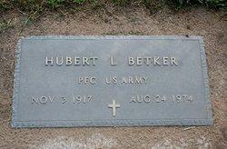 Hubert L. Betker