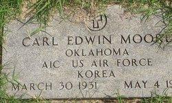 Carl Edwin Moore