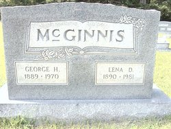 Lena D McGinnis