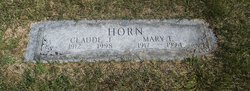 Mary Etta <i>Phillips</i> Horn