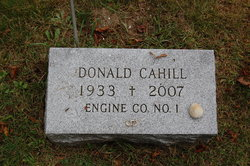 Donald H. Cahill