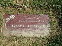 Shirley Erline <i>Shelton</i> Armstrong