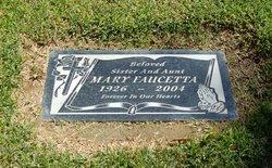 Mary J. Faucetta
