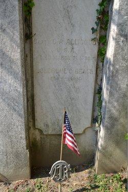 Capt Charles Alexander Alligood