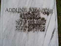 Addline Amy <i>Cone</i> Barnes