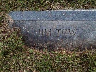 James C. Jim Tow