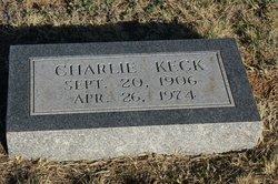 Charlie Henry Keck